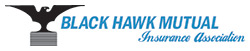 Black Hawk Mutual Insurance Association Logo