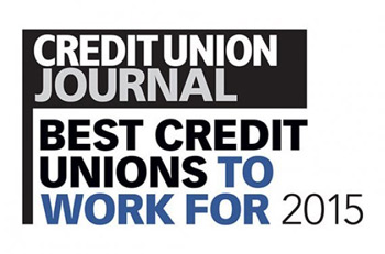 Credit Union Journal Best Credit Unions to Work For 2015