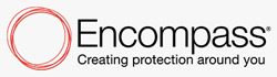 Encompass logo  Creating protection around you
