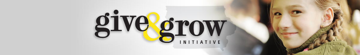 give and grow initiative