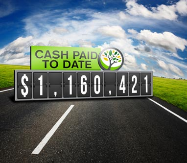 Cash Pad To Date 1160421