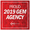 Proud 2019 Gem Agency
