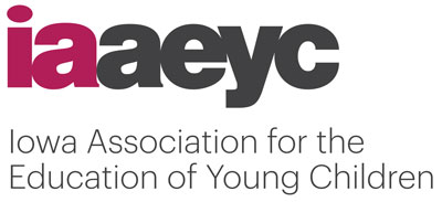 iaaeyc Iowa Association for the Education of Young Children logo