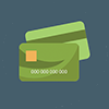 loans and credit cards icon